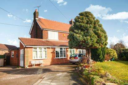 3 Bedrooms Detached House for sale in Colley Lane, Sandbach, Cheshire