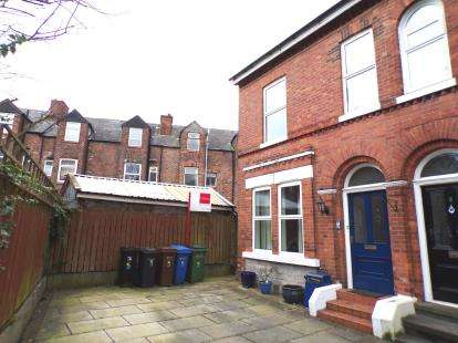 3 Bedrooms End Of Terrace House for sale in The Grove, Shaw Heath, Stockport, Greater Manchester