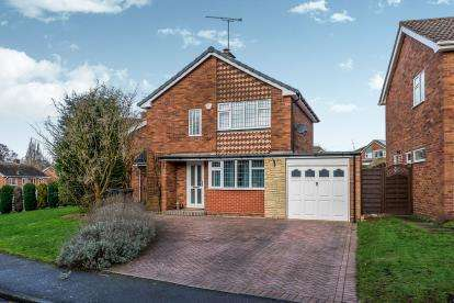 4 Bedrooms Detached House for sale in Osborne Crescent, Baswich, Stafford, Staffordshire