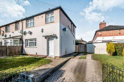 3 Bedrooms Semi Detached House for sale in Rudheath Avenue, Manchester, Greater Manchester, Uk