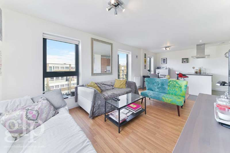 3 Bedrooms Flat for sale in Heath Place, Bow, E3