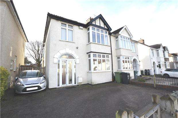3 Bedrooms Semi Detached House for sale in Lampeter Road, Bristol, BS9 3QQ