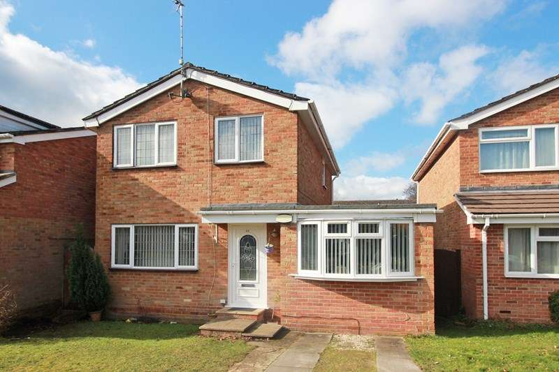 4 Bedrooms Detached House for sale in Moorcroft Avenue, Burton, Christchurch