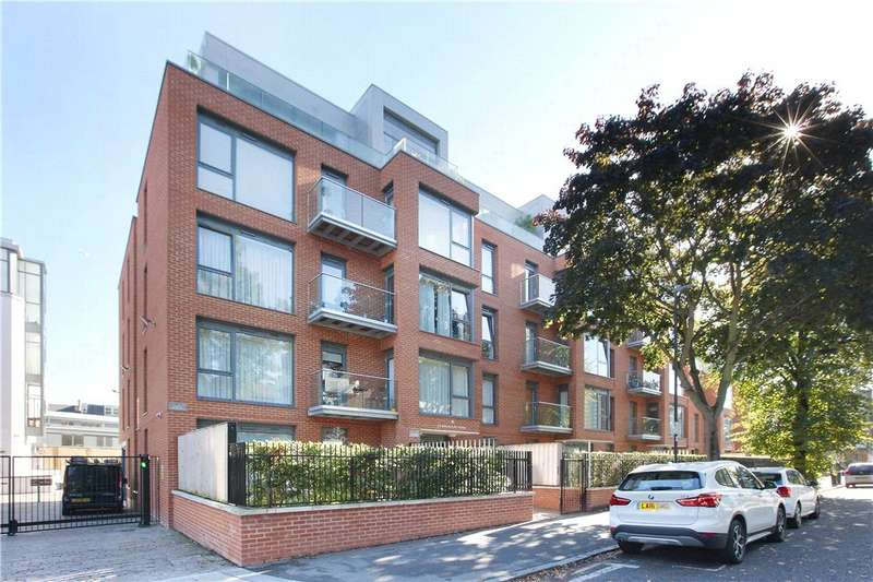 2 Bedrooms Flat for sale in Macaulay Road, Clapham, London, SW4