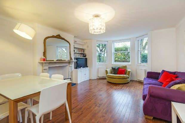 2 Bedrooms Flat for sale in Dartmouth Park Avenue, Dartmouth Park, NW5