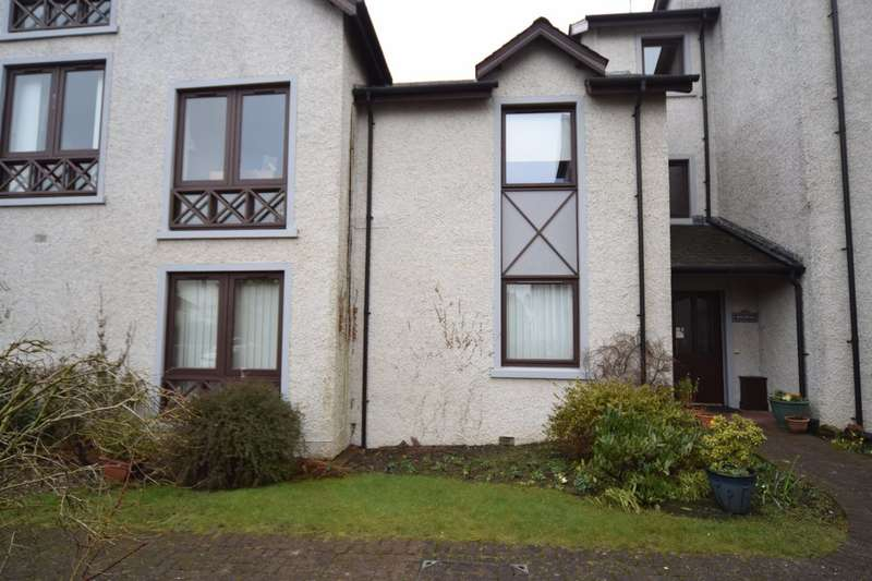 2 Bedrooms Ground Flat for rent in Wellhead, Fountain Street, Ulverston LA12 7EQ
