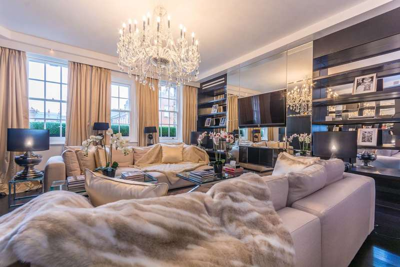 3 Bedrooms Flat for sale in Dunraven Street, Mayfair, W1K