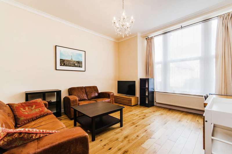 1 Bedroom Flat for sale in Acacia Road, Acton, W3