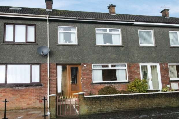 2 Bedrooms Terraced House for sale in Ladywell Road, Maybole, Argyll, KA19 7BE