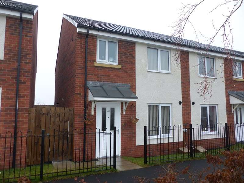 3 Bedrooms Property for sale in Miller Close, Palmersville, Newcastle upon Tyne, Tyne and Wear, NE12 9ER