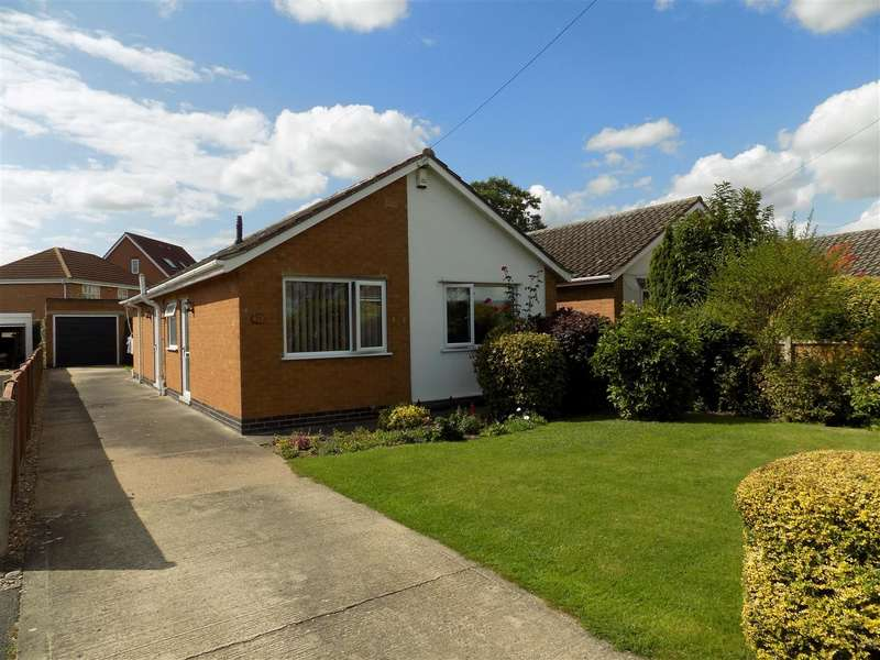 2 Bedrooms Bungalow for sale in Musters Road, Langar, Nottingham