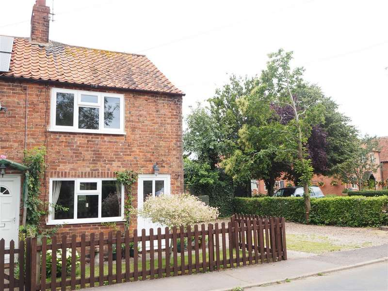 2 Bedrooms Property for sale in Woodhouse Road, Norwell, Newark