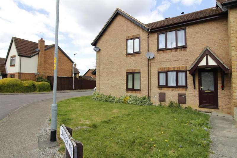 2 Bedrooms Terraced House for sale in Lindsey Avenue, Market Deeping