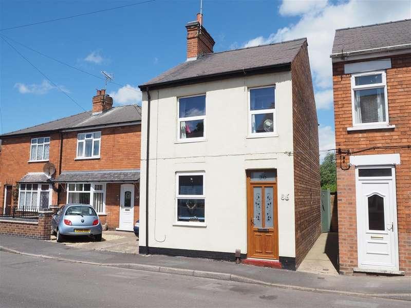 2 Bedrooms Property for sale in Milton Street, New Balderton