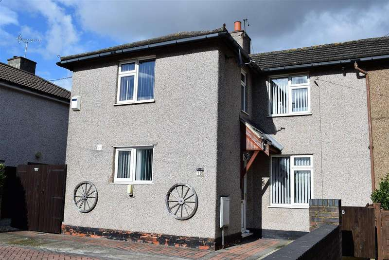 3 Bedrooms Detached House for sale in Central Square, Brigg