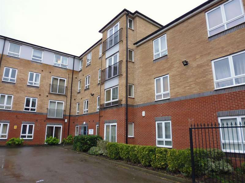 1 Bedroom Apartment Flat for sale in Tanners Court, Lincoln