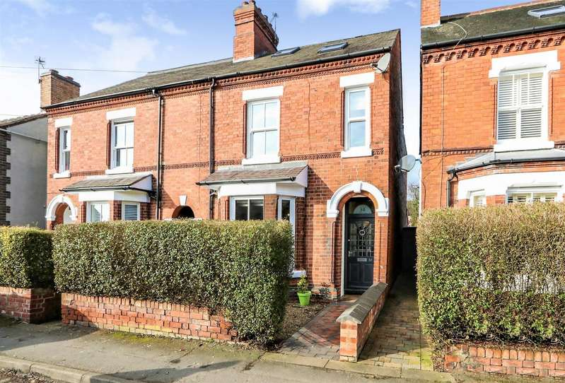 4 Bedrooms Detached House for sale in Lower Packington Road, Ashby-De-La-Zo...