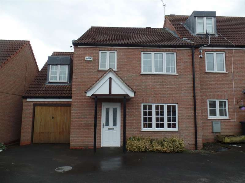 4 Bedrooms Detached House for sale in Carlton Boulevard, Lincoln