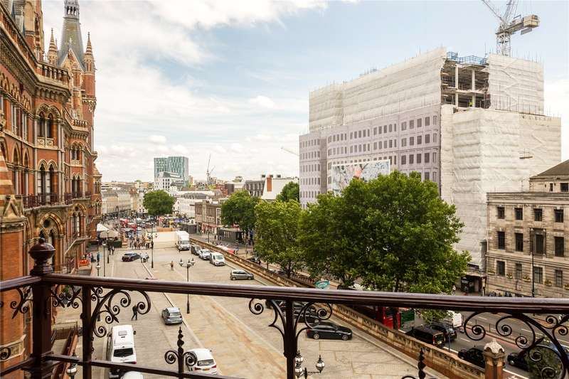 2 Bedrooms Flat for sale in St. Pancras Chambers, Euston Road, London, NW1