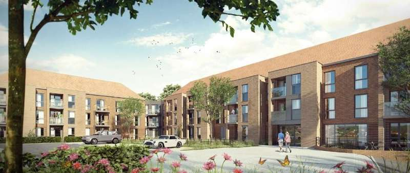 1 Bedroom Apartment Flat for sale in Austen Place, ALTON, Hampshire