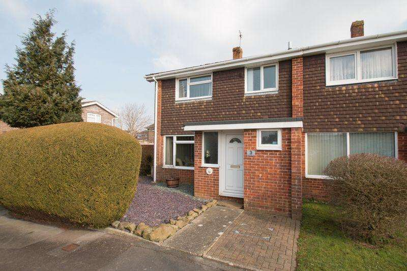 4 Bedrooms Terraced House for sale in Haleybridge Walk, Tangmere