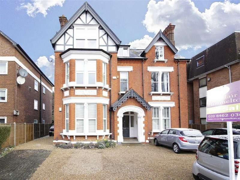 2 Bedrooms Flat for sale in 37 Bromley Road, Beckenham, Kent