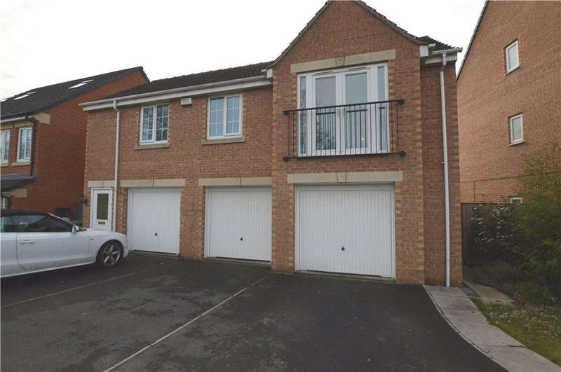 2 Bedrooms Apartment Flat for sale in Sharp House Road, Leeds, West Yorkshire