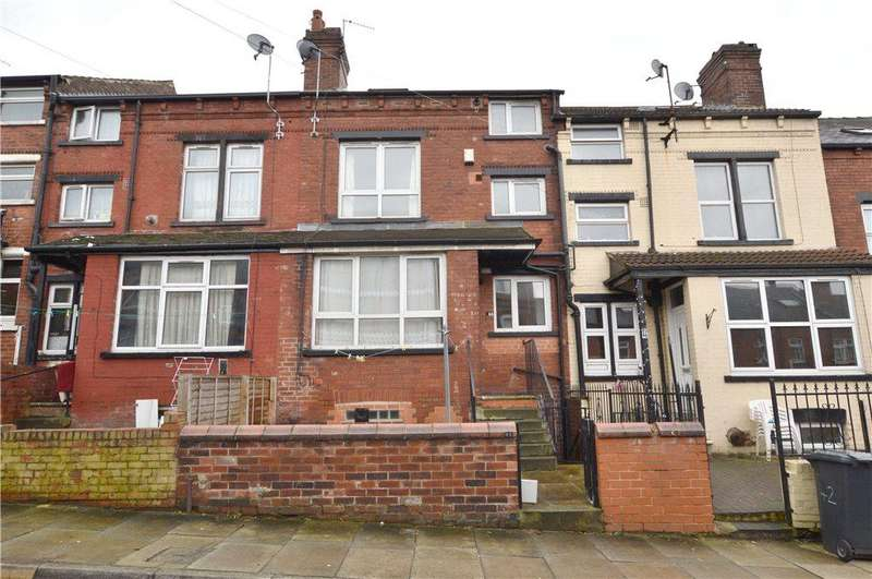 2 Bedrooms Terraced House for sale in Luxor Street, Harehills, Leeds