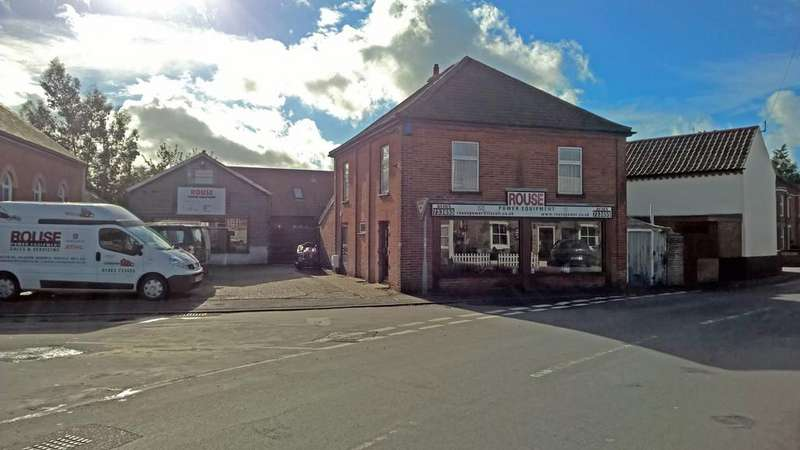 Residential Development Commercial for sale in Cawston Road, Aylsham