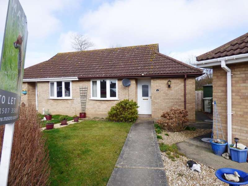 1 Bedroom Semi Detached Bungalow for rent in Lyle Close, Mablethorpe, LN12 1RH