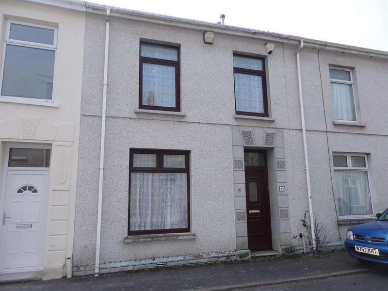 3 Bedrooms Terraced House for sale in Stafford Street, Llanelli