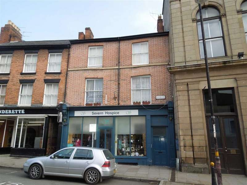 1 Bedroom Apartment Flat for rent in High Street, Welshpool, SY21