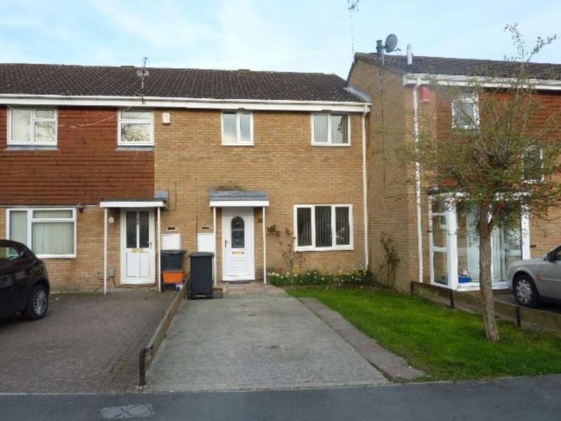 3 Bedrooms Terraced House for sale in Crawford Close, Freshbrook