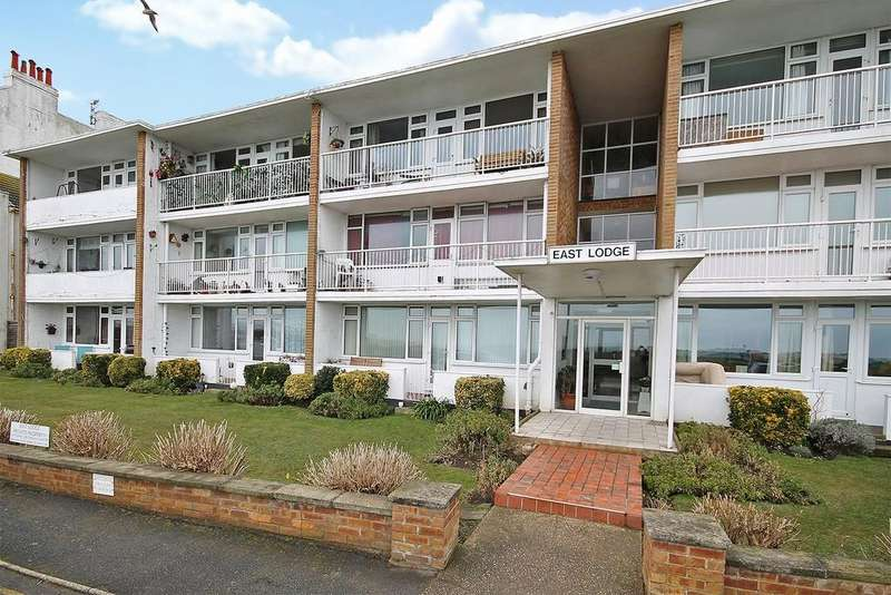 2 Bedrooms Ground Flat for sale in East Lodge, Brighton Road, Lancing