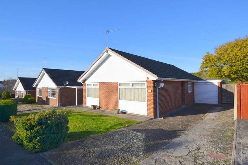 3 Bedrooms Detached Bungalow for sale in Runnymede Avenue, Bearwood, Bournemouth