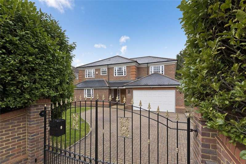 5 Bedrooms Detached House for rent in Ellesmere Road, Weybridge, KT13