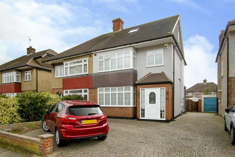 4 Bedrooms House for sale in Severn Drive, Upminster