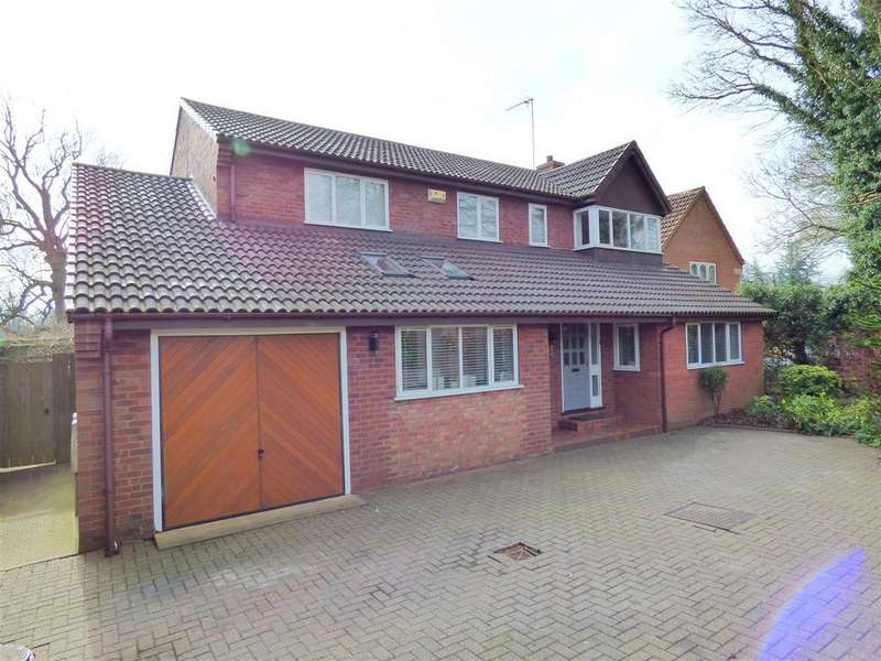 4 Bedrooms Detached House for sale in Saunders Lane WALKINGTON, HU17 8TQ
