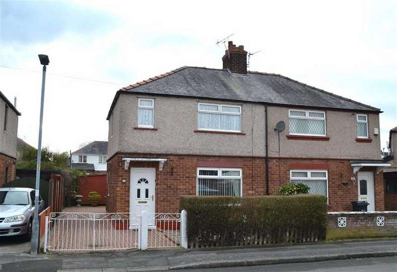 2 Bedrooms Semi Detached House for sale in Fulwood Road, Little Sutton, CH66