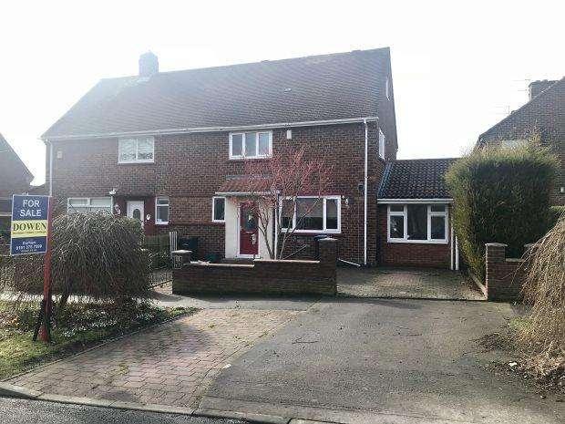 3 Bedrooms Semi Detached House for sale in ELM AVENUE, BRANDON, DURHAM CITY : VILLAGES WEST OF