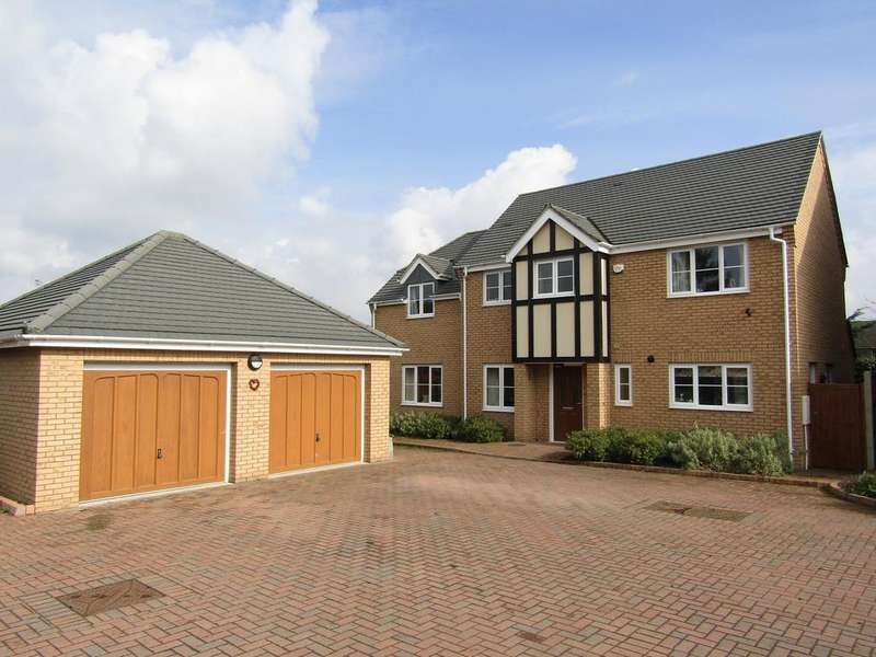 4 Bedrooms Detached House for rent in Chapel Close, Clifton SG17