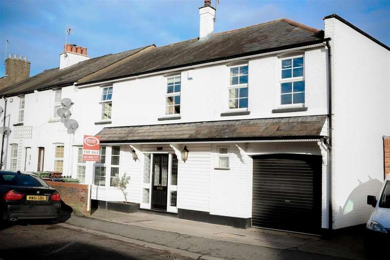 4 Bedrooms End Of Terrace House for sale in Herkomer Road, Bushey