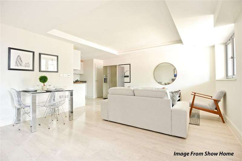 2 Bedrooms Flat for sale in Chesterfield Grove, East Dulwich, London, SE22