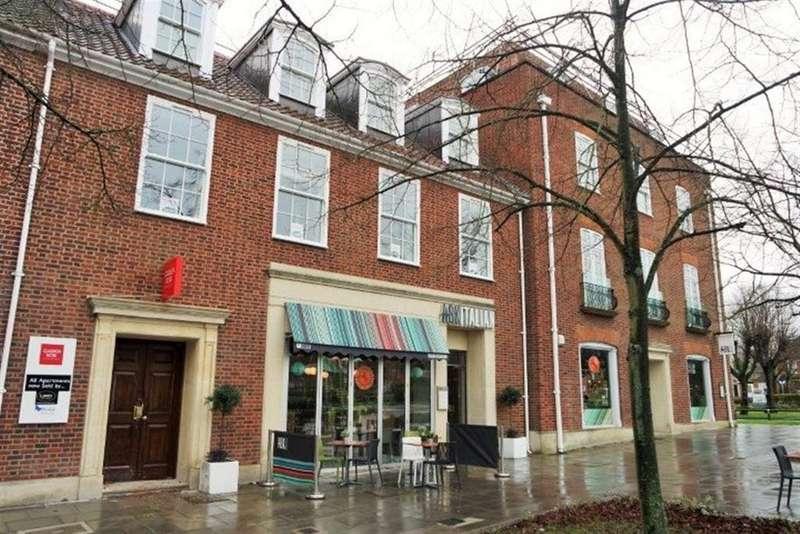 1 Bedroom Flat for rent in Garden Row, Welwyn Garden City