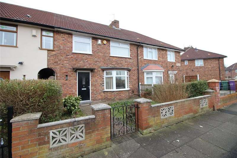 3 Bedrooms Terraced House for sale in Bremhill Road, Liverpool, Merseyside, L11