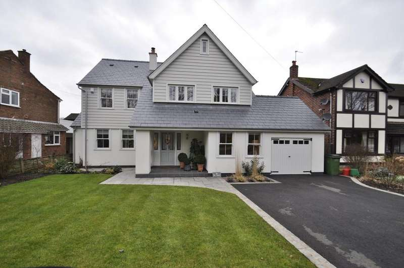 5 Bedrooms Detached House for sale in Ladythorn Road, Bramhall