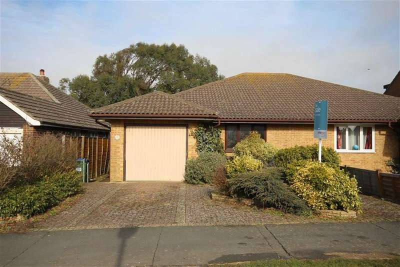 2 Bedrooms Semi Detached Bungalow for sale in Millberg Road, Seaford