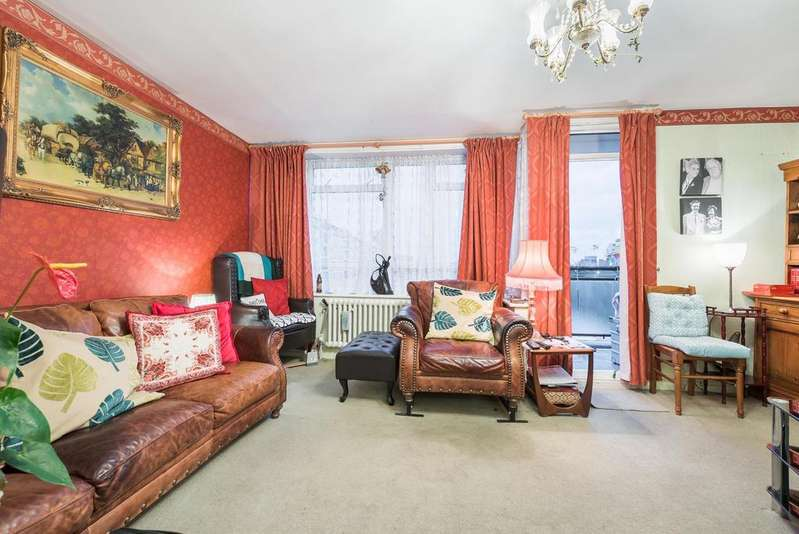 3 Bedrooms Apartment Flat for sale in LUPUS STREET, SW1V