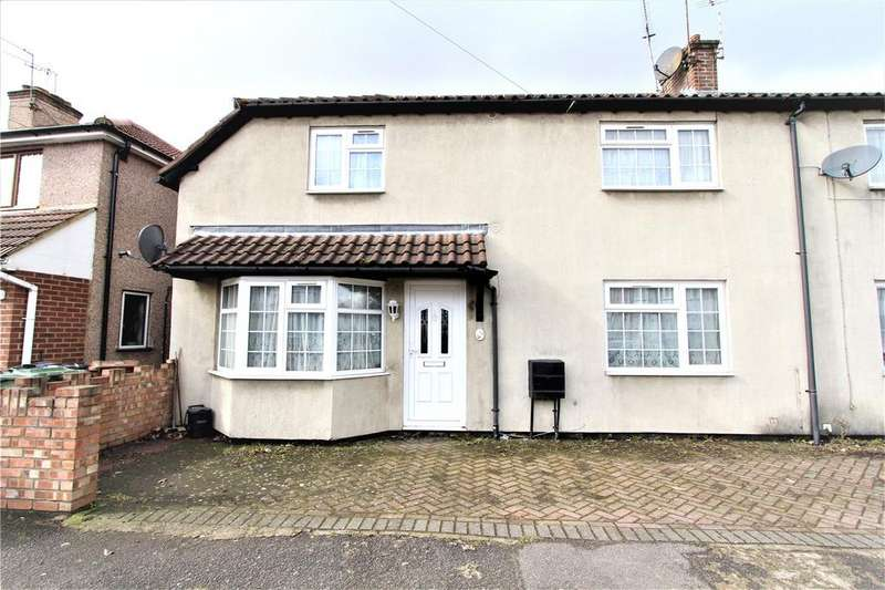 3 Bedrooms End Of Terrace House for sale in Church Lane, Harrow, HA3