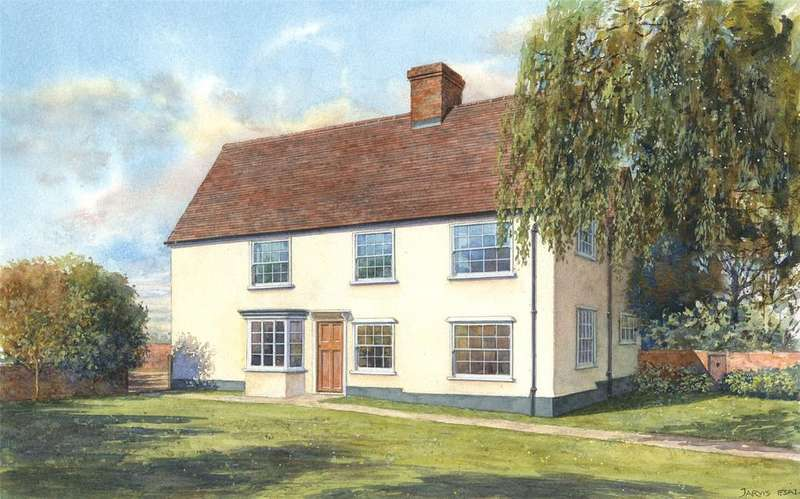 5 Bedrooms Detached House for sale in The Farmhouse, Carters Farm Barns, Main Street, Shudy Camps, Cambridge, CB21